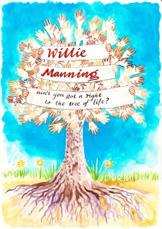 Willie Manning Tree of Life